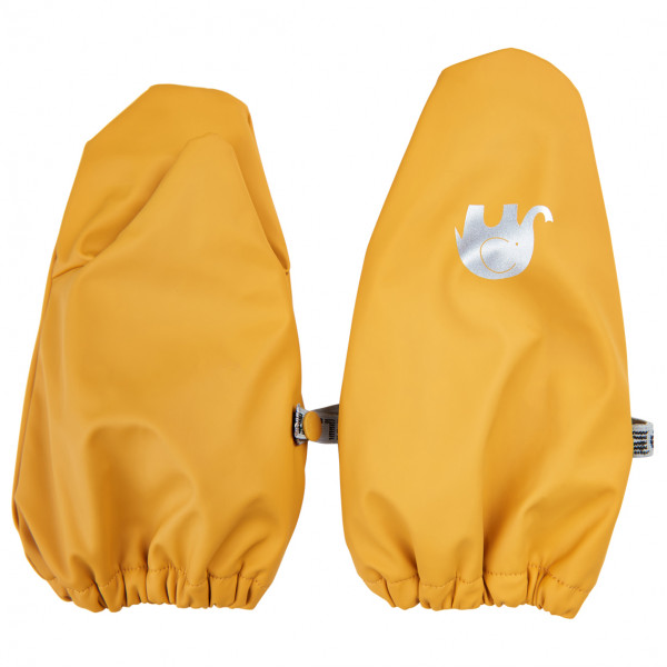 CeLaVi - Kid's Padded Pu-Mittens - Handschuhe Gr 2 orange 1405372