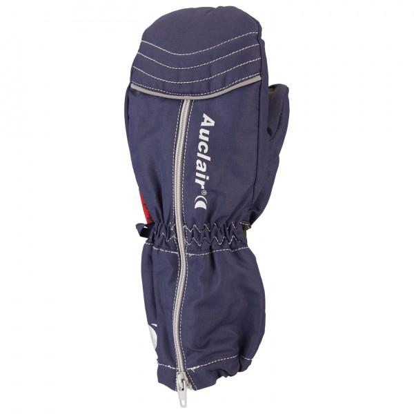 Auclair - Kid´s Teepee Side Zip - Handschuhe Gr 4-5 Jahre blau/schwarz/grau Preisvergleich