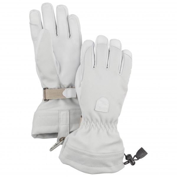 Hestra - Womens Patrol Gauntlet - Gloves Size 9  Grey