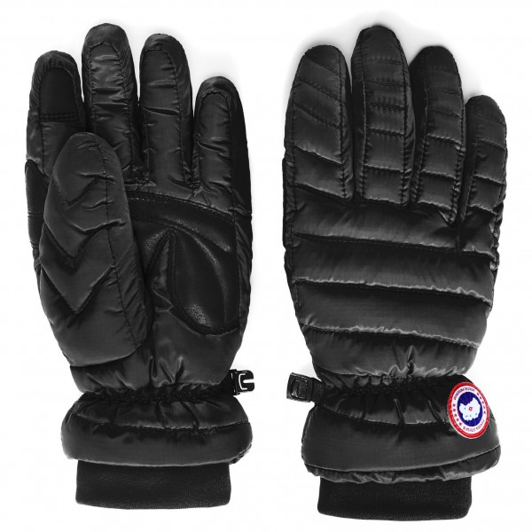 Canada Goose - Ladies Lightweight Gloves - Handschuhe Gr S schwarz Preisvergleich