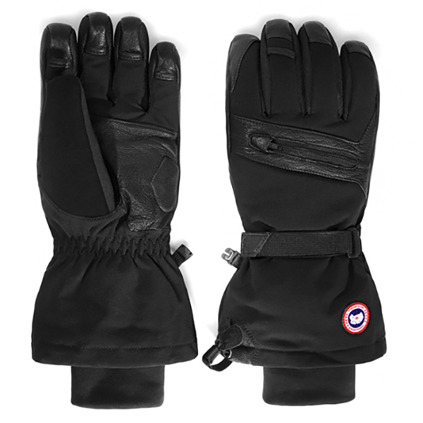 Canada Goose - Northern Utility Gloves - Handschuhe Gr S schwarz Preisvergleich