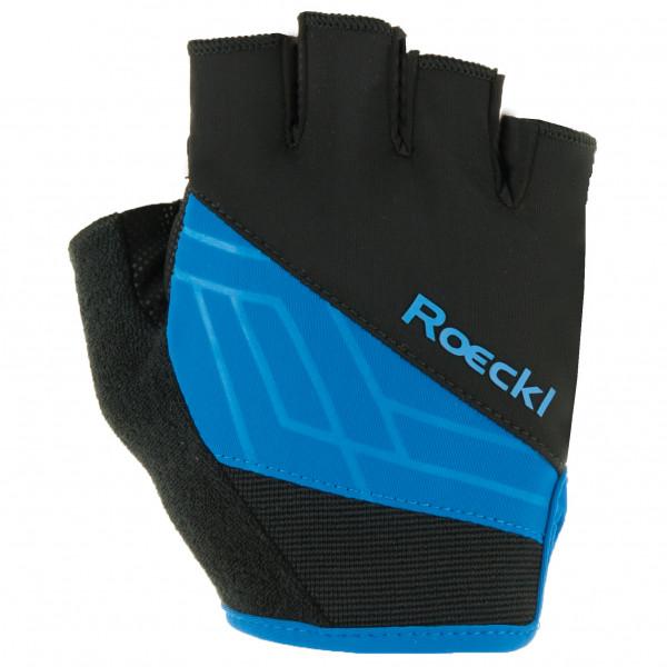 Roeckl - Budapest - Handschuhe Gr 11 schwarz/blau Preisvergleich