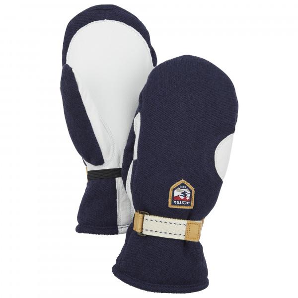 Fjallraven - Greenland Cotton Beanie - Beanie Size One Size  Grey/black
