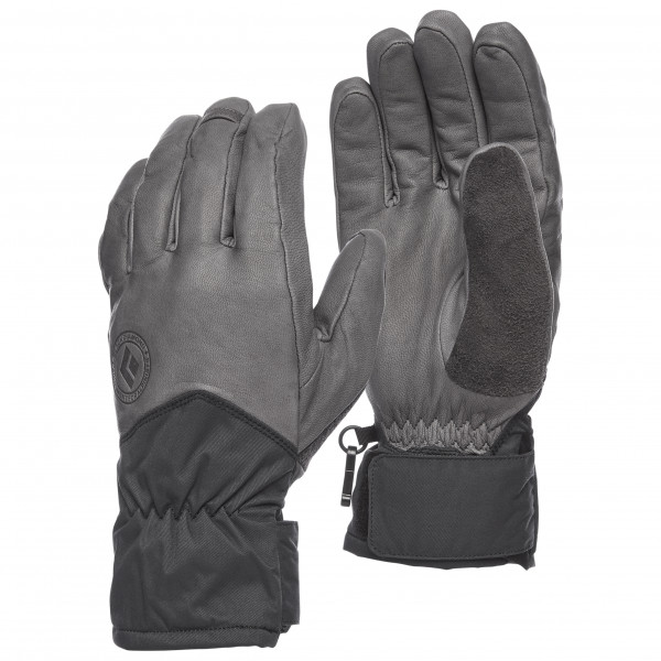 Black Diamond - Tour Gloves - Gloves Size Xs  Grey/black