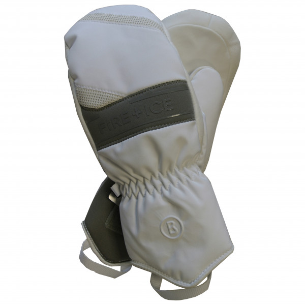 Bogner - Women's Petula - Handschuhe Gr 7 grau/schwarz 4996423739
