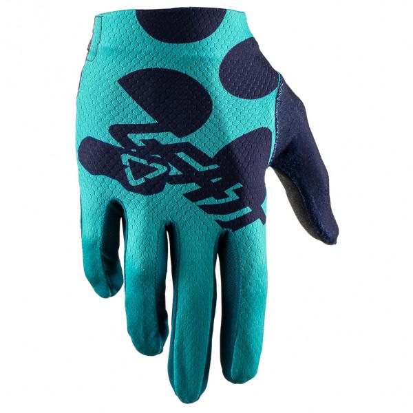 *Leatt – Women's Glove DBX 1.0 GripR – Handschuhe Gr XS türkis/schwarz/blau*