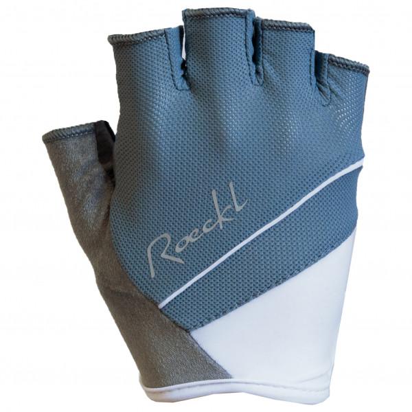 Roeckl Sports - Womens Denice - Gloves Size 8  Blue/grey