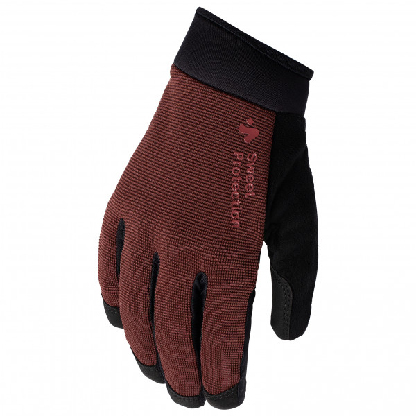 Sweet Protection - Womens Hunter Gloves - Gloves Size S  Red/black