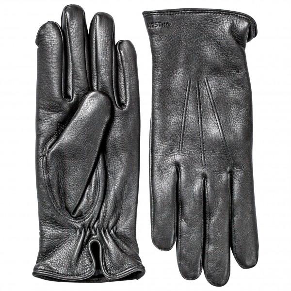 Hestra - Norman - Handschuhe Gr 9,5 schwarz/grau 20620-100-9½