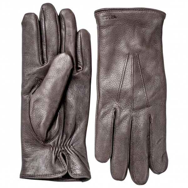 Hestra - Norman - Handschuhe Gr 10,5 grau/braun 20620-790-10½