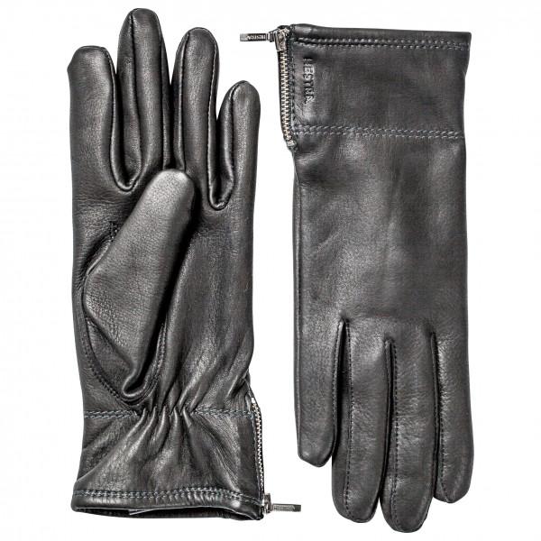 Hestra - Women's Charlene - Handschuhe Gr 7 schwarz/grau 10510-100-7