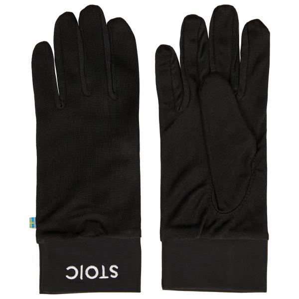 Stoic - VärmlandSt. Silk Liner - Handschuhe Gr 10;11;6;7;8;9 schwarz 202-3948-0113