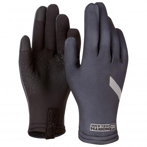 66 North - Snaefell Gore Infinium Gloves - Handschuhe Gr Unisex S schwarz