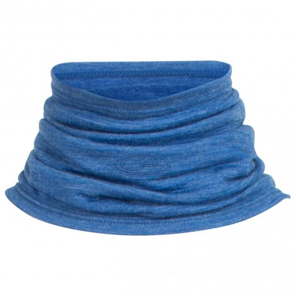 Icebreaker - Adult Flexi Half Chute - Foulard taille One Size, bleu
