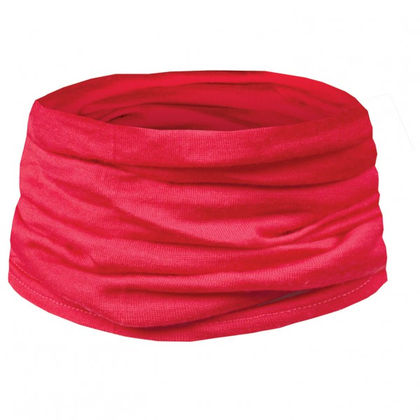 Endura - Baabaa Merino Multitube Halstuch Gr One Size rot/rosa