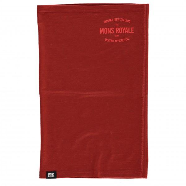 Mons Royale - Daily Dose Neckwarmer - Schal Gr ...
