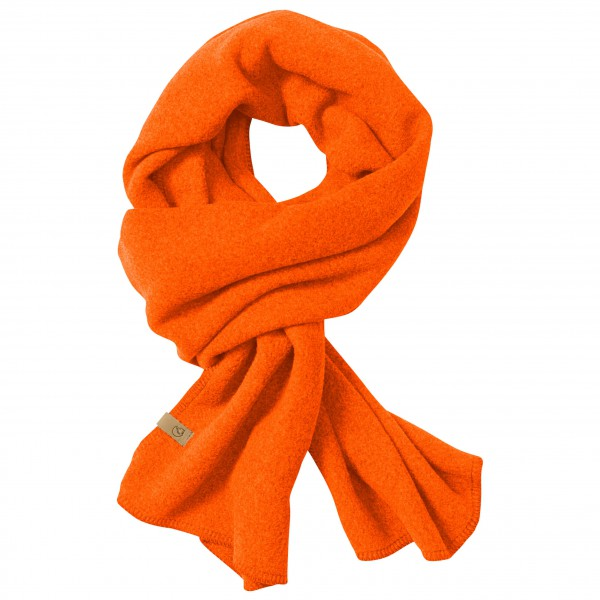 Fjällräven - Lappland Fleece Scarf - Écharpe taille One Size, orange/rouge;brun/vert olive