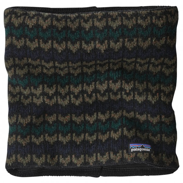Patagonia - Neck Warmer - Écharpe taille One Size, noir