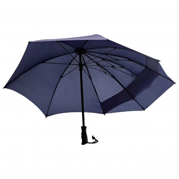 EuroSchirm - Swing Backpack - Regenschirm schwarz/ schutz 50+ W2B6