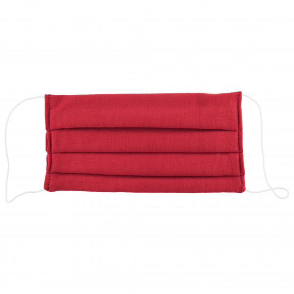 Stöhr - Mund-Nasen-Maske (Polyester) mit Nasensteg rot 21502