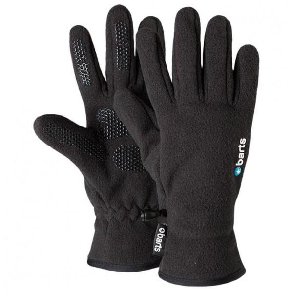 Barts - Kids Fleece Gloves - Handschuhe Gr 4 schwarz