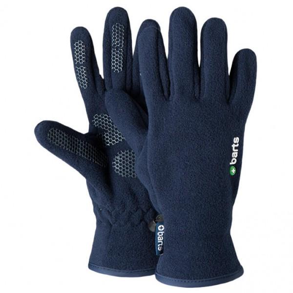 Barts - Kids Fleece Gloves - Handschuhe Gr 3 schwarz/blau
