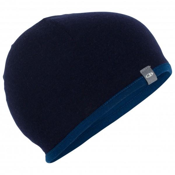 Icebreaker Pocket Hat Mütze blau Gr. Einheitsgröße - broschei
