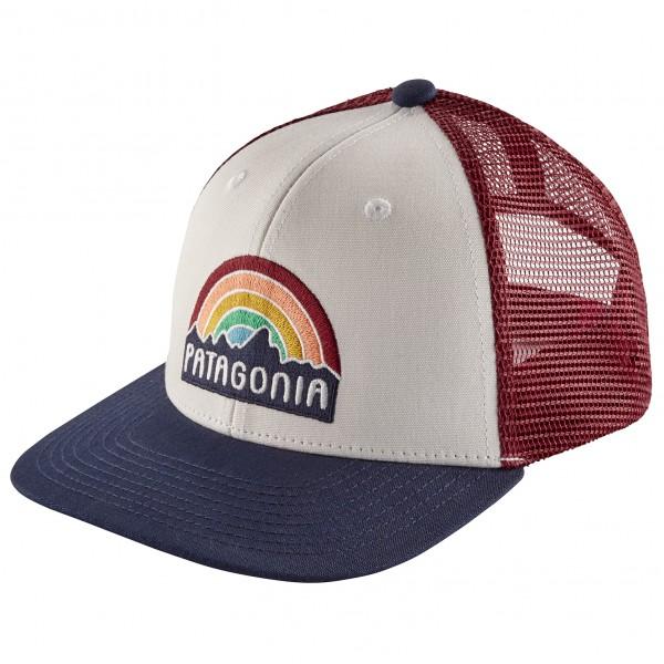 Patagonia - Kid's Trucker Hat - Cap Gr One Size grau/schwarz/rot