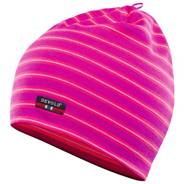 Devold - Breeze Cap - Mütze Gr 58 cm grau GO 180 900 A