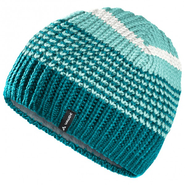 Vaude - Melbu Beanie IV - Bonnet taille One Size, turquoise