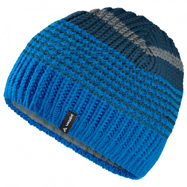 Vaude - Melbu Beanie IV - Bonnet taille One Size, bleu