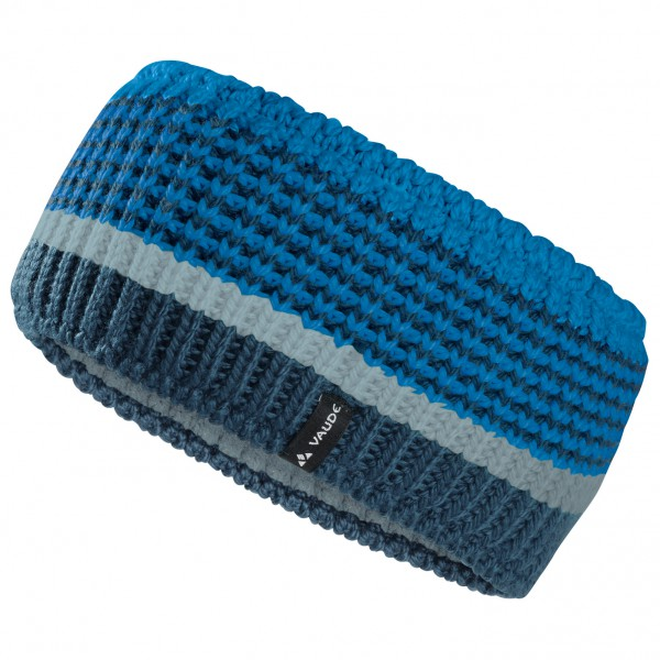 Vaude - Melbu Headband IV - Bandeau taille One Size, bleu