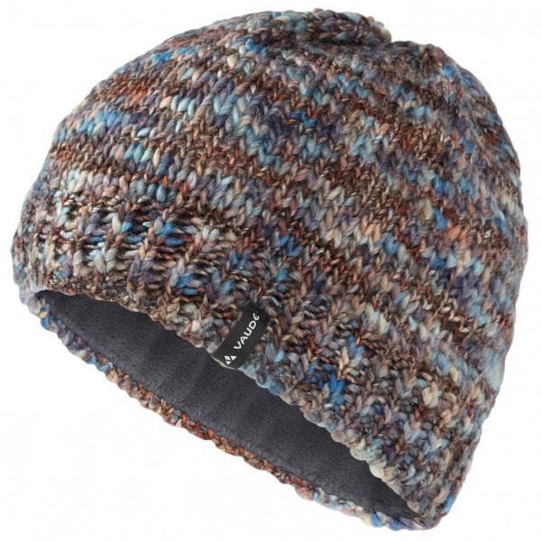 Vaude - Women´s Besseg Beanie - Bonnet taille One Size, gris/noir
