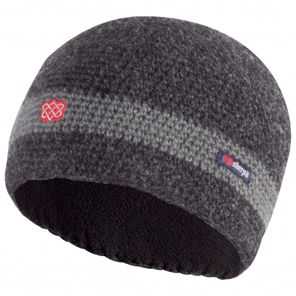 Sherpa - Renzing Hat Mütze Gr One Size schwarz - broschei