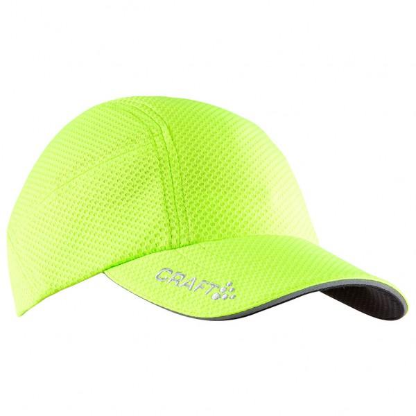 Craft - Running Cap - Cap Gr One Size grün