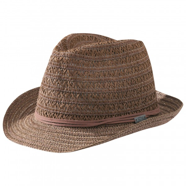 Outdoor Research - Women´s Rhett Fedora Hut Gr S/M braun Sale Angebote