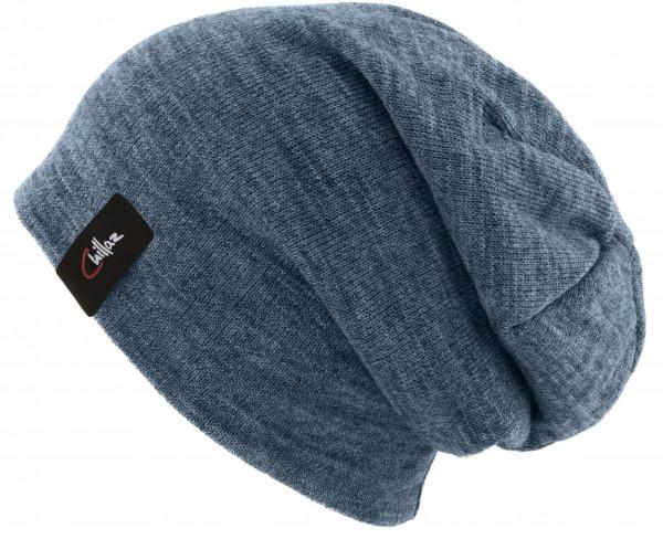 Chillaz - Relaxed Beanie - Mütze Gr One Size blau/grau 416189-197