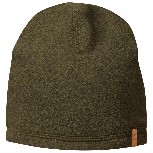 Fjällräven - Lappland Fleece Hat - Bonnet taille One Size, orange/rouge