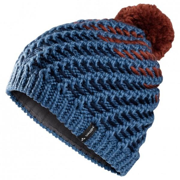 Vaude - Valgadena Beanie II - Bonnet taille One Size, bleu