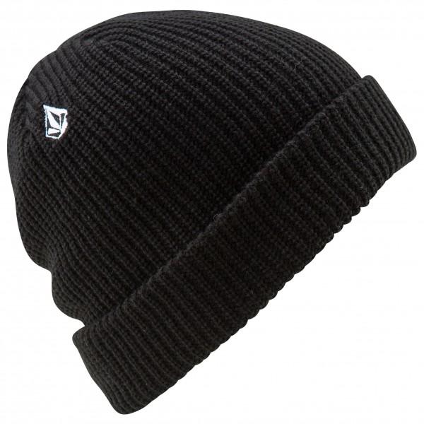 Volcom - Full Stone Beanie Mütze Gr One Size schwarz