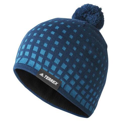 adidas - Olympic Beanie - Mütze Gr OSFM blau/sc...
