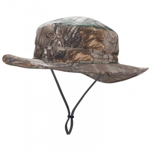 Outdoor Research - Helios Sun Hat Camo - Hut Gr M grau/braun Preisvergleich