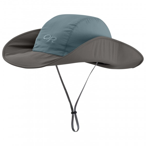 Outdoor Research - Seattle Sun Sombrero - Hut Gr L/XL grau/schwarz 264387-1203