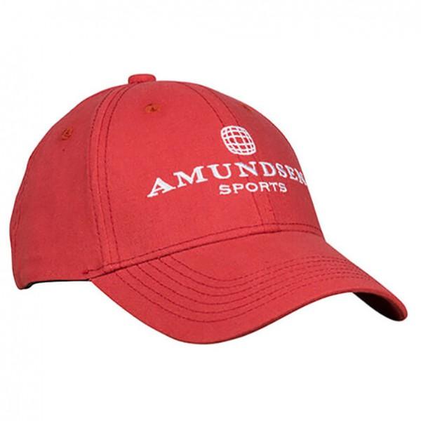 Amundsen Sports - Linen Cap - Cap Gr L;M grau/beige;weiß/grau;beige/grau;rot Preisvergleich