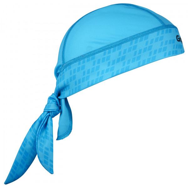 GripGrab - Bandana - Radmütze Gr One Size türkis/blau 502506001