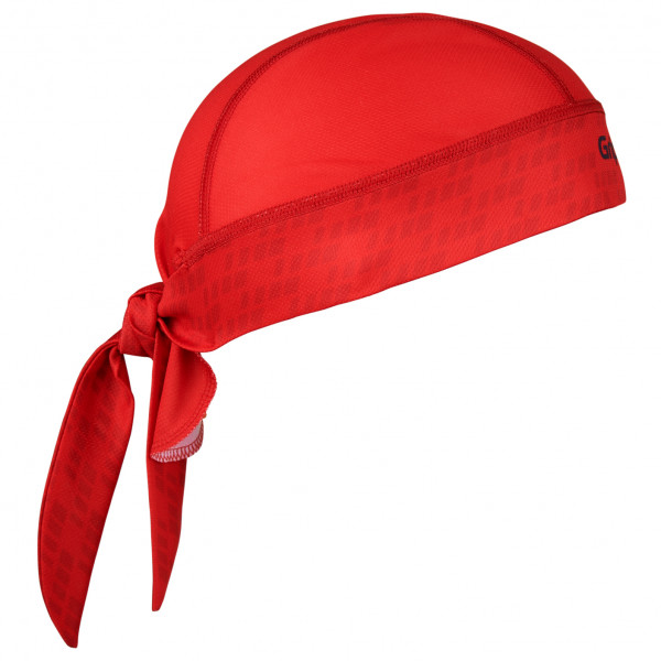 GripGrab - Bandana - Radmütze Gr One Size rot 502505001