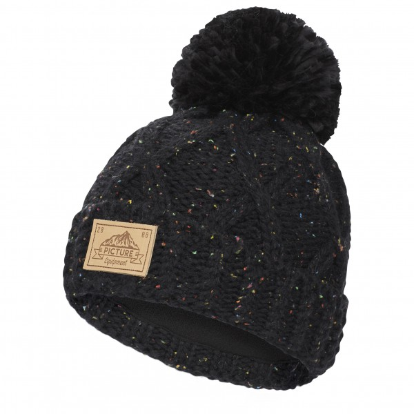 Picture - Haven Beanie - Bonnet taille One Size, noir