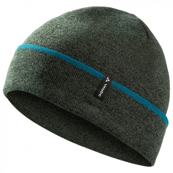 Vaude - Hardanger Beanie III - Bonnet taille One Size, noir