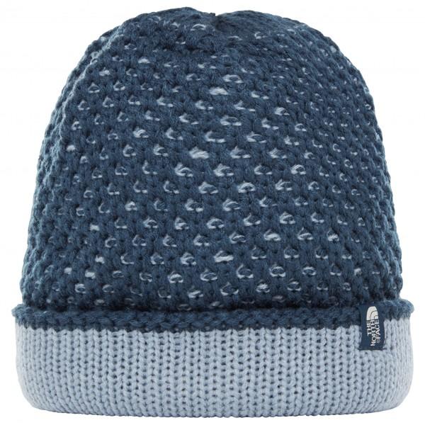 Image of The North Face Women's Shinsky Beanie Mütze Gr One Size blau/grau