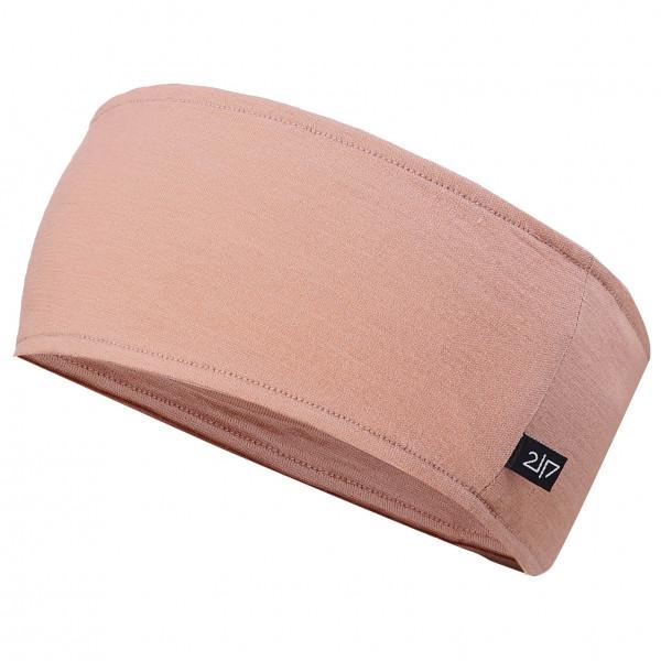 2117 of Sweden - Merino Headband Fanbyn - Stirnband Gr One Size beige 7700909025one size